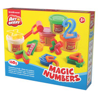 "Игровой набор ""Волшебные цифры"", Artberry, 4 цв Erich Krause"