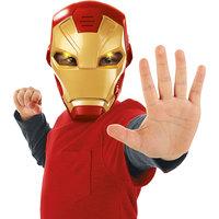 Электронная маска Железного Человека Hasbro