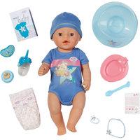 Кукла-мальчик, интерактивная, 43 см, BABY born Zapf Creation