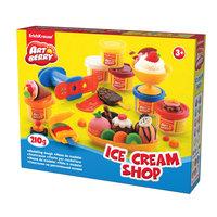 """Игровой набор """"Магазин мороженого"""", Artberry, 6 цв Erich Krause"""