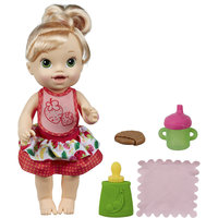 Смешная малышка, Baby Alive Hasbro