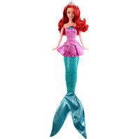 Кукла Ариель (превращается из русалочки в принцессу), Принцессы Дисней Mattel