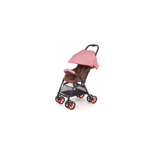 Прогулочная коляска Carbon, Jetem, красный