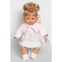 Кукла Леонора в розовом, 33 см, Munecas Antonio Juan