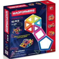 Магнитный конструктор 62, MAGFORMERS