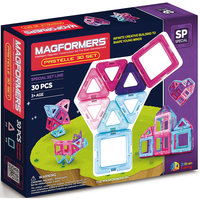 "Магнитный конструктор "" 30 Pastelle"", MAGFORMERS"