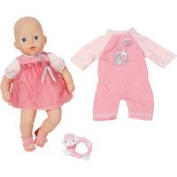 Кукла с дополнительным набором одежды, 36 см, my first Baby Annabell Zapf Creation