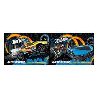 Альбом для рисования А4, 40л, Hot Wheels Академия групп