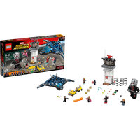 LEGO Super Heroes 76051: Сражение в аэропорту