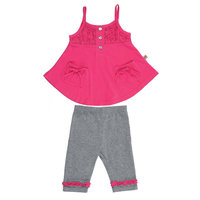 Комплект: майка и брюки для девочки Sweet Berry