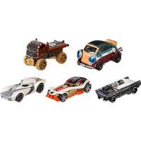 """Набор из 5 машинок """"Звездные войны"""", Hot Wheels Mattel"""