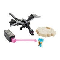 """Игровой набор """"Стив против Дракона"""", Minecraft Mattel"""