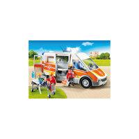Машина скорой помощи, со светом и звуком, PLAYMOBIL Playmobil®