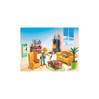 Гостиная с камином, PLAYMOBIL Playmobil®