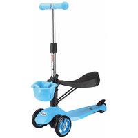 Самокат TT Sky Scooter, голубой -