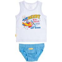 Комплект: майка и трусы для мальчика PlayToday