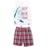 Комплект: майка и шорты для мальчика PlayToday