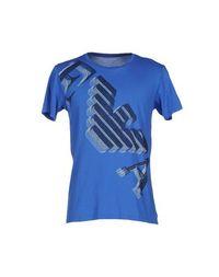 Футболка Emporio Armani Swimwear