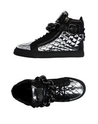 Высокие кеды и кроссовки Giuseppe Zanotti Design