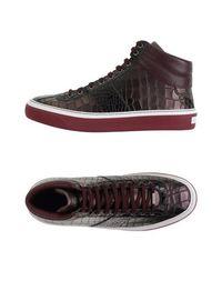 Высокие кеды и кроссовки Jimmy Choo London