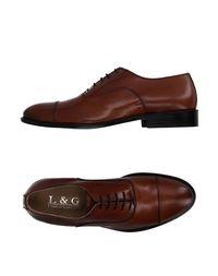 Обувь на шнурках L&;G