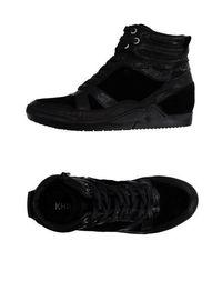 Высокие кеды и кроссовки Khrio'