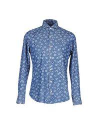 Джинсовая рубашка Vincenzo DI Ruggiero Napoli