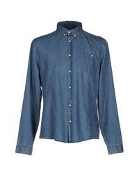 Джинсовая рубашка Drykorn