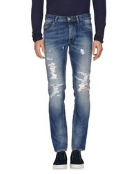 Джинсовые брюки Pmds