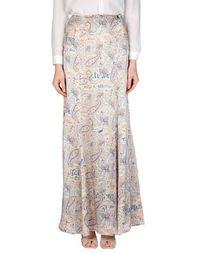 Длинная юбка Galliano