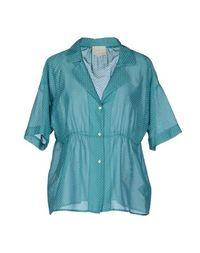 Рубашка с короткими рукавами Girl BY Band OF Outsiders