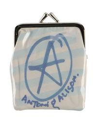 Кошелек для монет Antoni &; Alison...