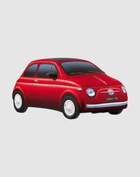 Аксессуары для машин Fiat 500