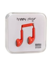 Наушники Happy Plugs