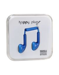 Наушники Happy Plugs