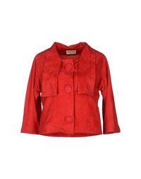 Верхняя одежда из кожи Faberge&;Roches