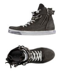 Высокие кеды и кроссовки OM