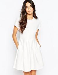 Платье для выпускного Traffic People - Белый