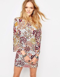 Цельнокройное платье Glamorous