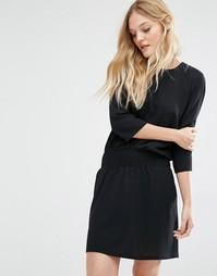 Приталенное платье Y.A.S Artic - Черный