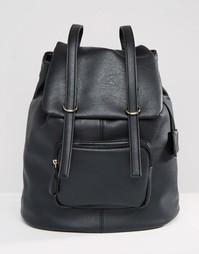 Рюкзак с карманом спереди Glamorous - Черный