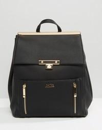 Эксклюзивный рюкзак-премиум с молниями Faith - Черный