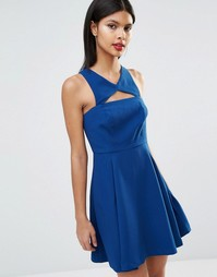 Платье с вырезом спереди BCBG Generation - Splash u45