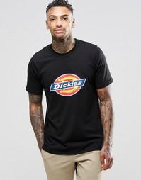 Футболка с логотипом Dickies - Черный