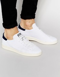 Кроссовки adidas Originals Stan Smith Primeknit S75148 - Синий
