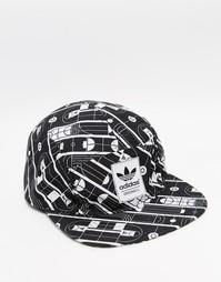 5-панельная кепка Adidas Originals - Черный