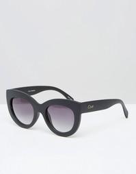 Солнцезащитные очки кошачий глаз Quay Australia