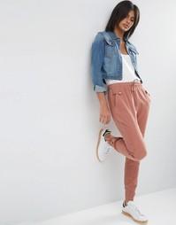 Повседневные брюки ASOS - Рыжий