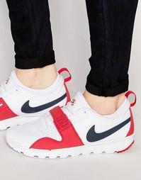 Кроссовки Nike SB Trainerdor 616575-146 - Белый