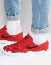 Парусиновые кроссовки Nike SB Zoom Stefan Janoski 615957-603 - Белый